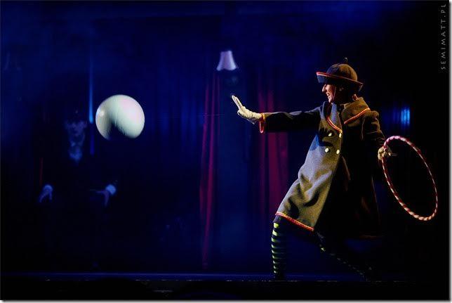 Pchła Szachrajka w teatrze Andersena