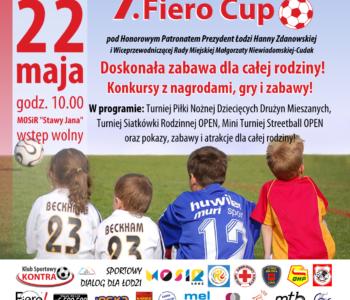 Plakat Fiero Cup 2016