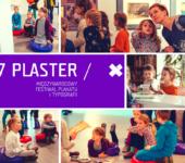 Wyprawa w głąb sztuki: rodzinne warsztaty weekendowe na wystawach plakatu w ramach festiwalu Plaster w Toruniu