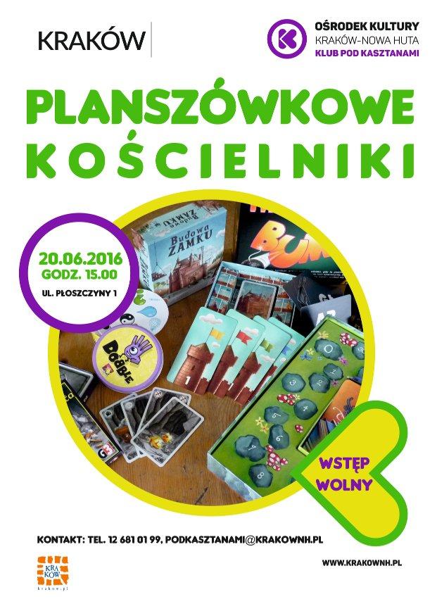 planszówki pod kasztanami Kraków