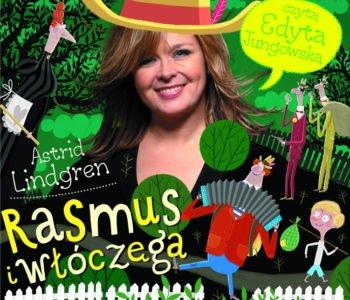 RASMUS i włóczęga audiobook dla dzieci astrid lingren