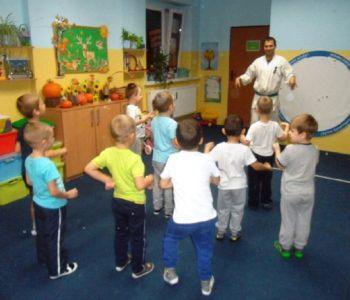Bezpłatne zajęcia karate w Domu Edukacyjno- Kulturalnym Regnum w Bydgoszczy