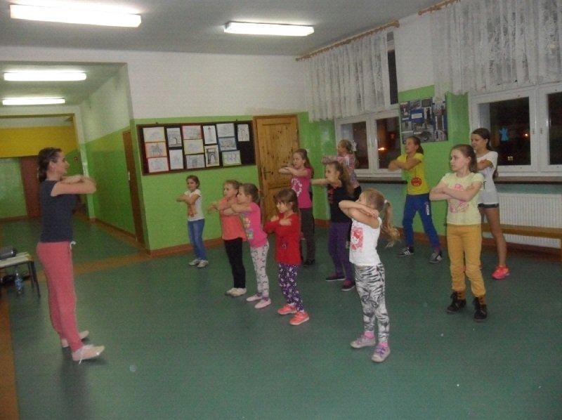 Bezpłatne zajęcia taneczne w Domu Edukacyjno- Kulturalnym Regnum w Bydgoszczy