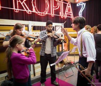 muzyka jest dla wszystkich grupa młodziezowa