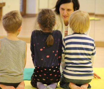 Judo dla dzieci w Time Creator Studio