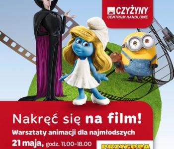 Warsztaty animacji w Krakowie