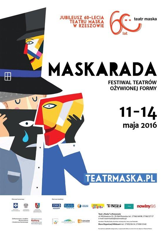 Festiwal Maskarada w Rzeszowie