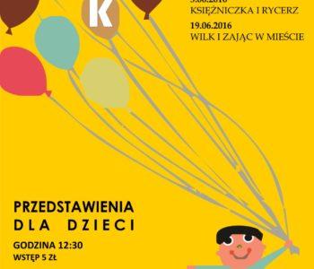 teatr i warsztaty dla dzieci Warszawa Włochy