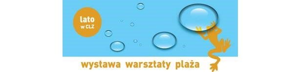 Bez wody ani rusz! - wystawa, warsztaty, plaża. Białystok