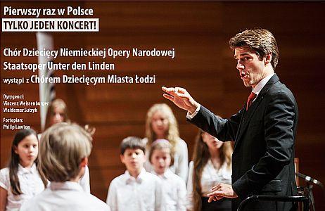 Muzeum Miasta Łodzi - koncert chóralny