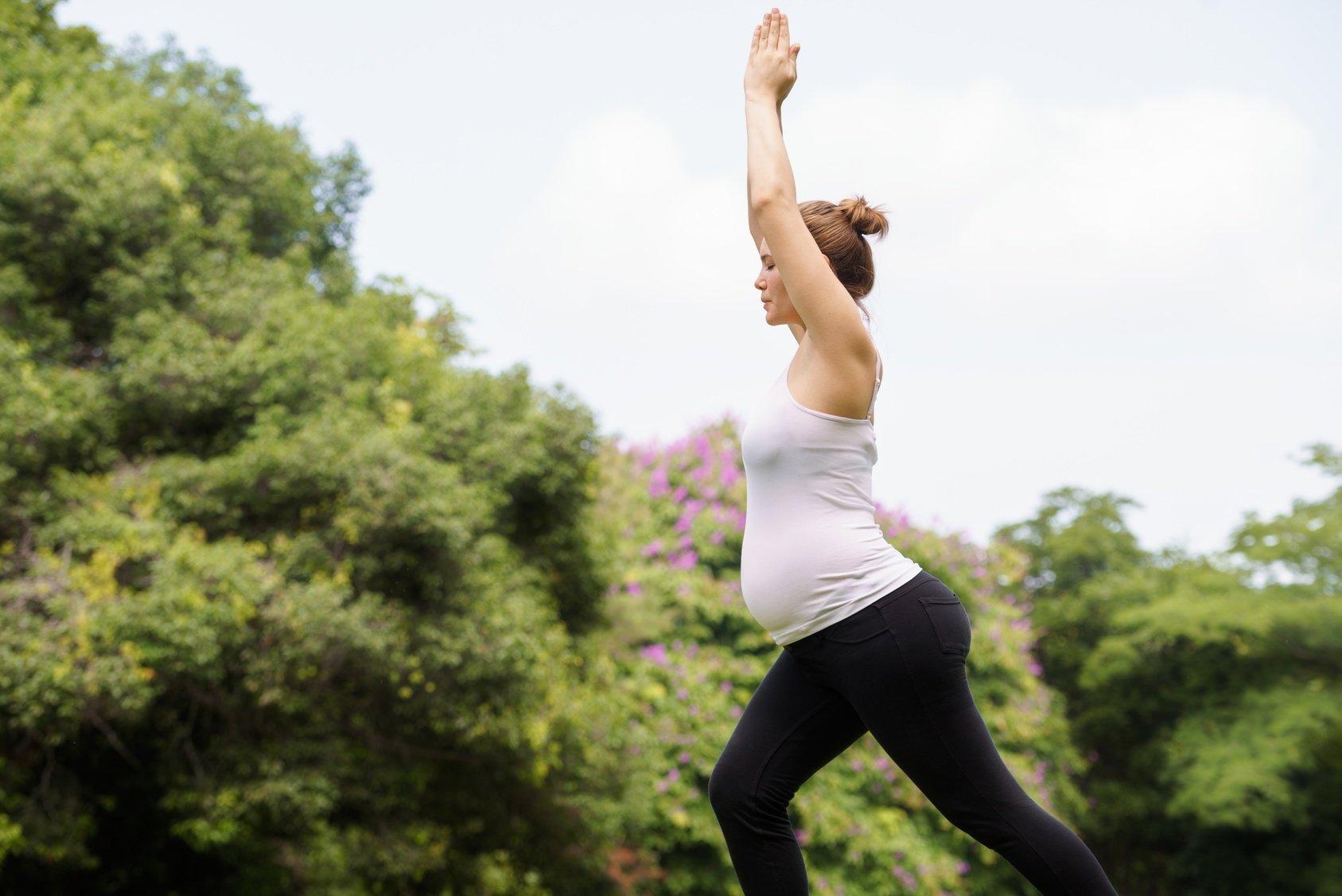 Ćwiczenia oodechowe w ciąży. Porady położnej