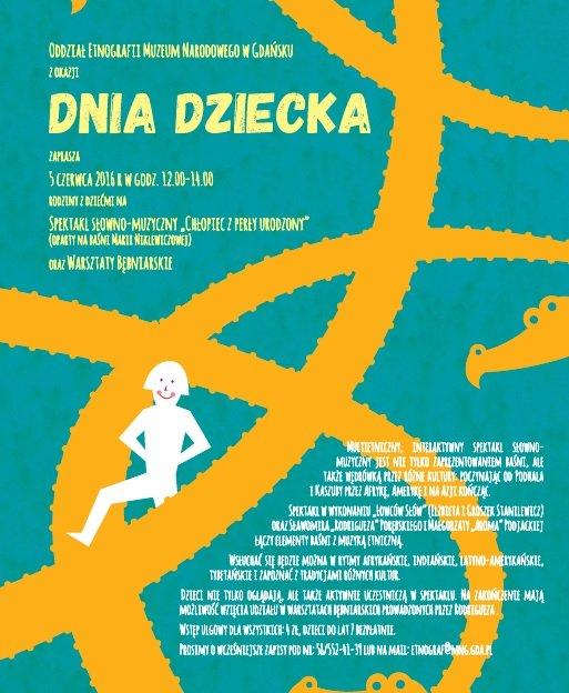 dzień dziecka muzeum narodowe w gdańsku