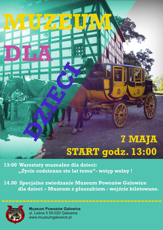 Muzeum da dzieci w Galowicach