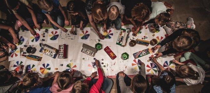 Dzień Dziecka w Muzeum Tradycji Regionalnych w Szczecinie