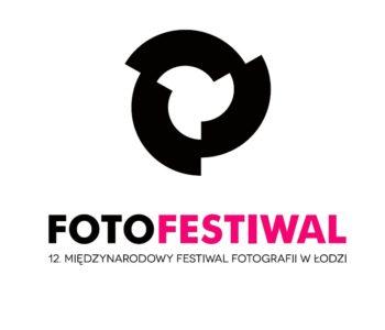 Logo Fotofestiwalu - Międzynarodowego Festiwalu Fotografii w Łodzi