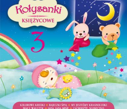 Kołysanki księżycowe płyta dla dzieci Universal Music Polska