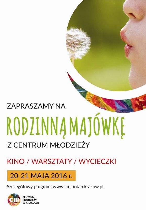 rodzinna majowka w Krakowie