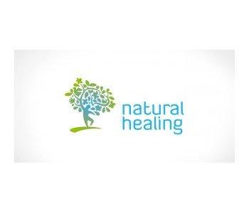 Natural Healing logo naturalne metody leczenia