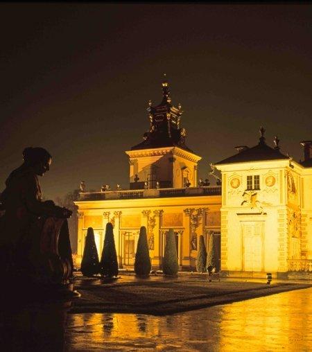 noc_muzeów 2016 Pałac w Wilanowie