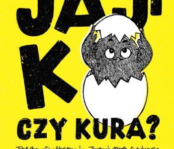 Jajko czy kura książka wydawnictwo ezop