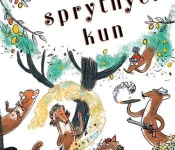 Pięć sprytnych kun Wydawnictwo K książka dla dzieci o zwierzętach