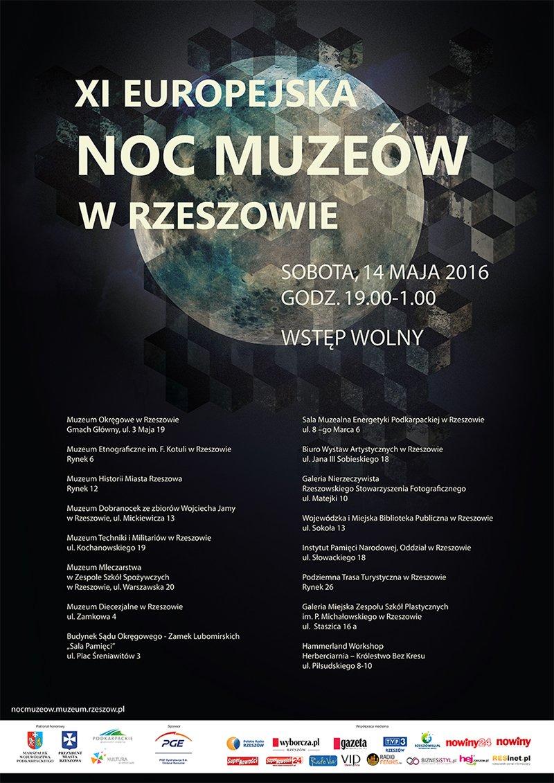 Noc Muzeów w Muzeum Dobranocek w Rzeszowie