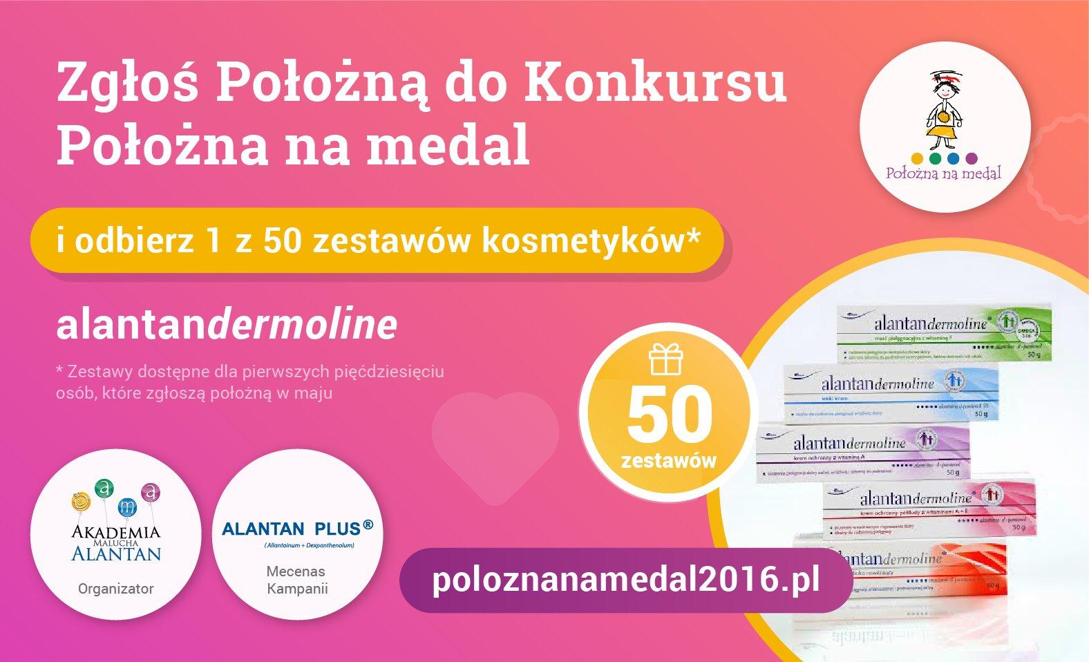 POłożna na medal zgłoszenia do konkursu 2016