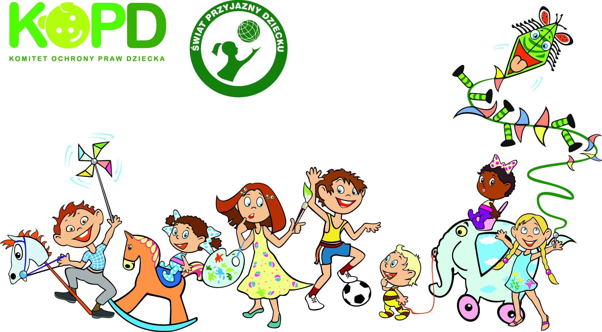 Świat przyjazny dziecku wyniku konkursu 2016