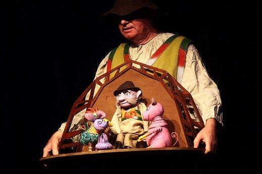 Bajka o szczęściu w wałbrzyskim teatrze lalki i aktora
