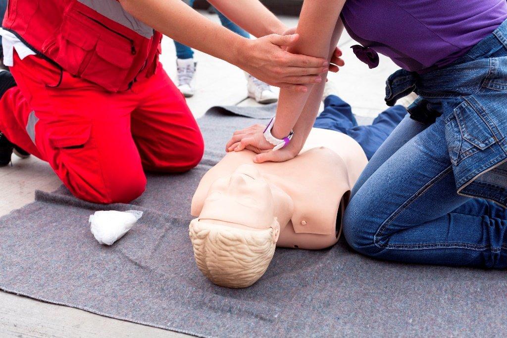 Warsztaty pierwszej pomocy - miesiąc rodziny