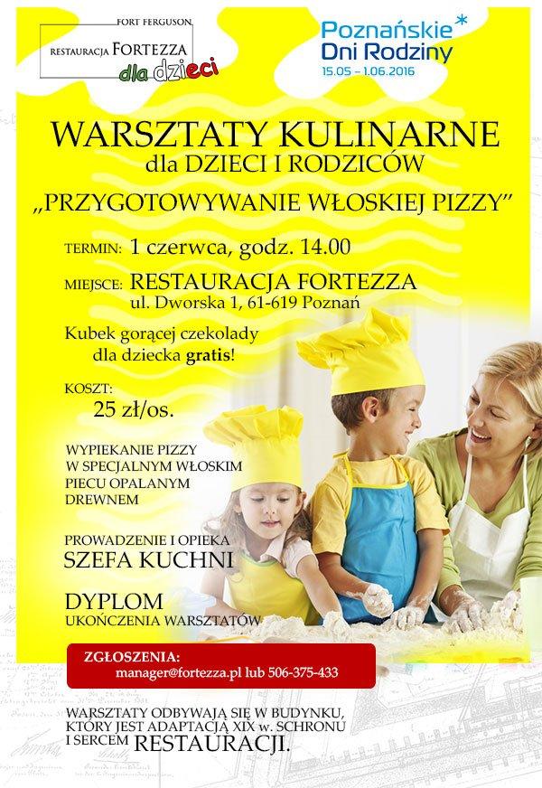 Kulinarne Warsztaty Przygotowywania Włoskiej Pizzy