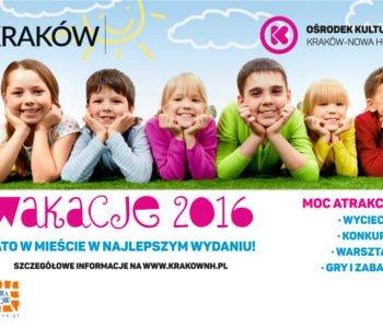 Akcja Lato w Krakowie nowa huta