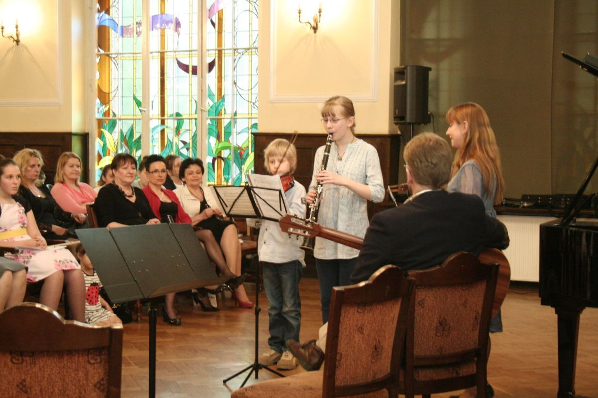 Rodzinne Muzykowanie w Bytomiu