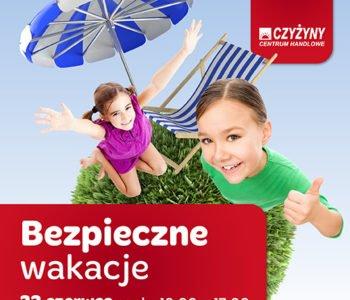 Bezpieczne wakacje krakow