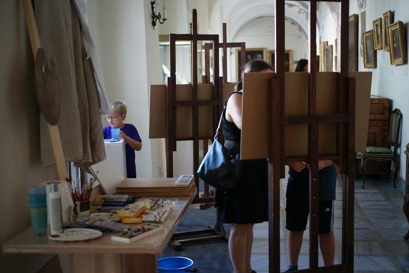 letnie warsztaty w rzeszowskim muzeum