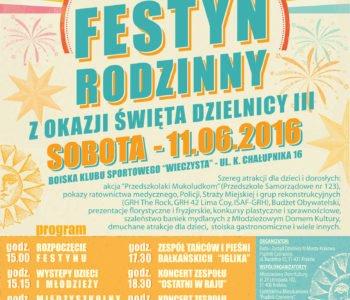 świeto dzielnicy krakow