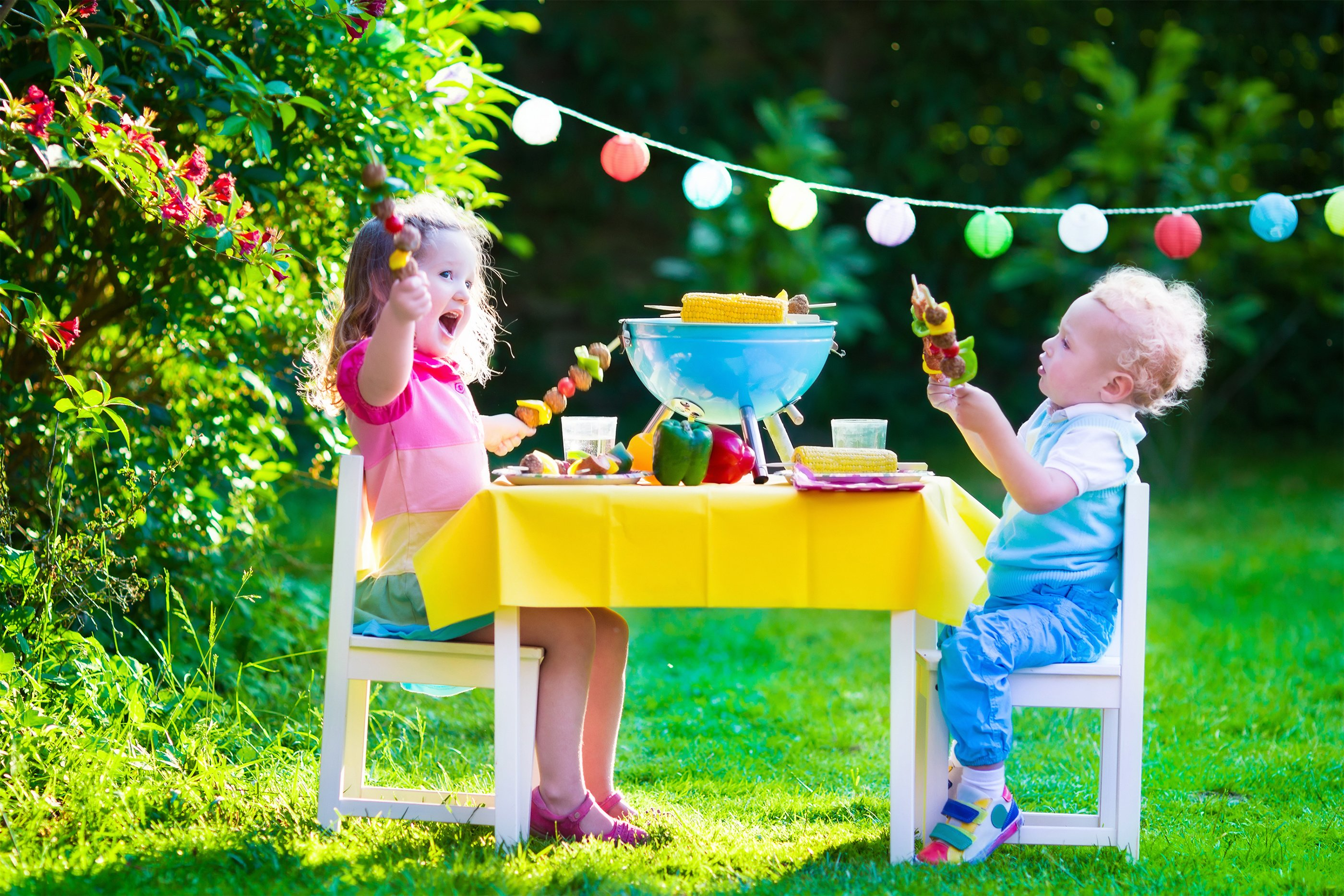 Piknik dla dzieci