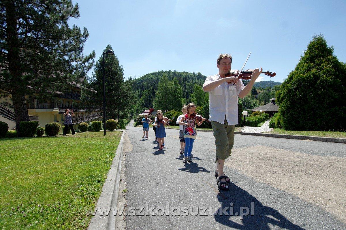 Dzieci Suzuki Wisła