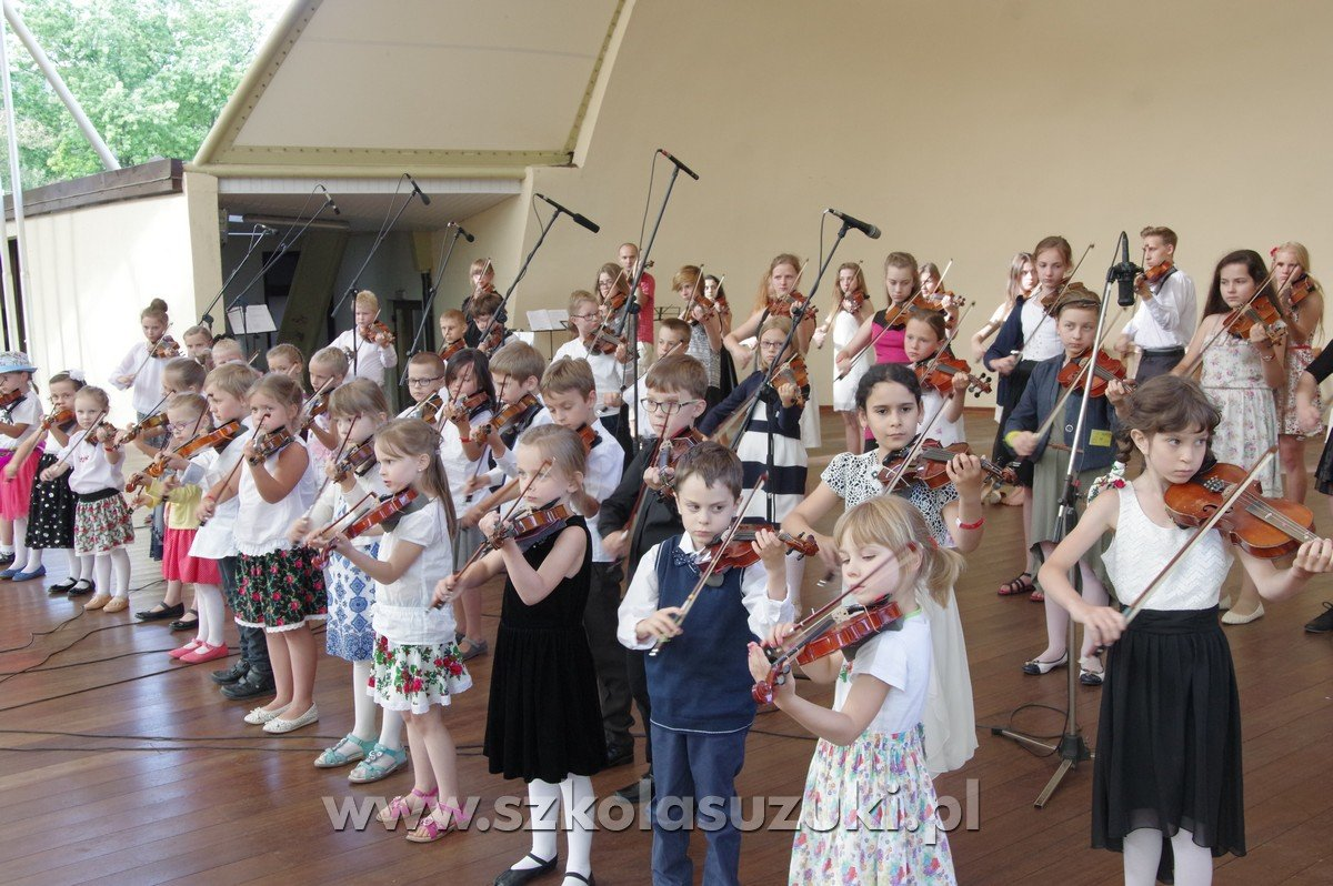 Koncert Dzieci Suzuki Wisła