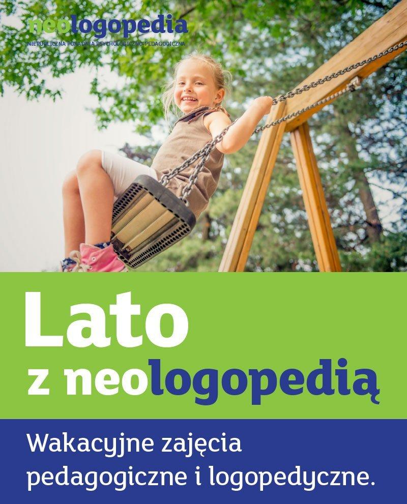 neologopedia zajęcia wakacyjne