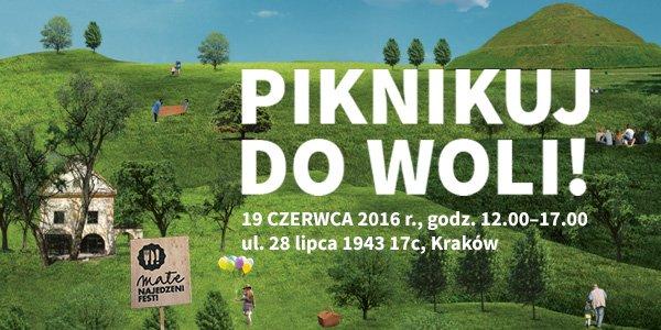 piknik mik krakow