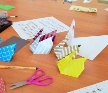 warsztaty origami w Bytomiu