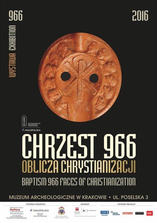 Chrzest 966 - oblicza chrystianizacji.