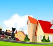Przemysłowe Miasto Dzieci projekt