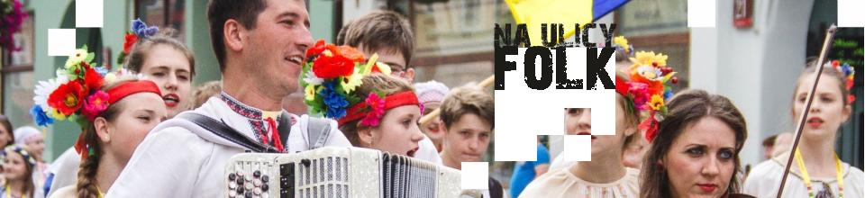 FestiwalFolkowe Inspiracje - slider folk na ulicy