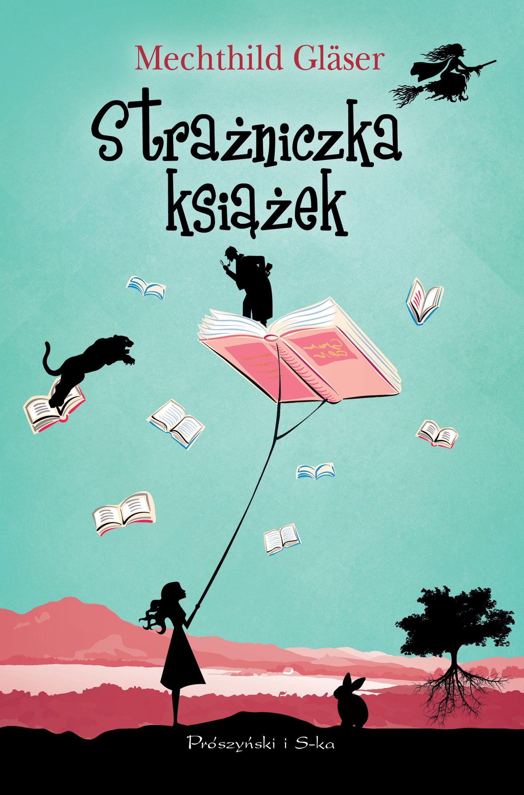 Strażniczka książek premiera Wydawnictwa Prószyński