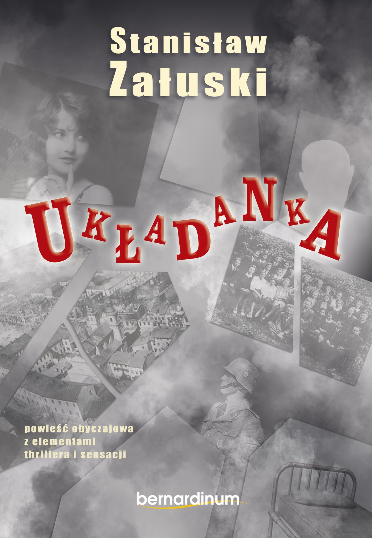 Układanka powieść dla dorosłych Wydawnictwo Bernardinum