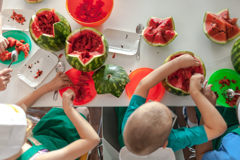 Urwisy poznaja przepisy - warsztaty kulinatne w ramach Transatlantyk Festival