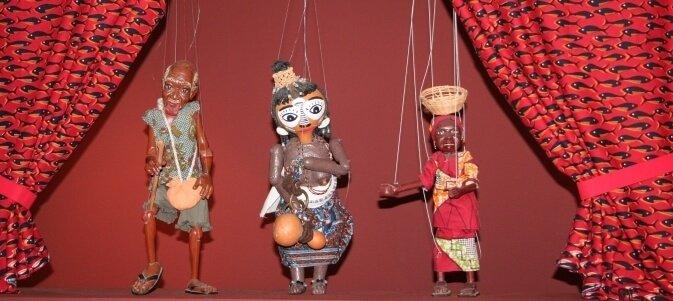 W zaczarowanym kraju Baj-Baju. Afrykańskie lalki i marionetki - warsztaty dla dzieci w Muzeum Narodowym w Szczecinie