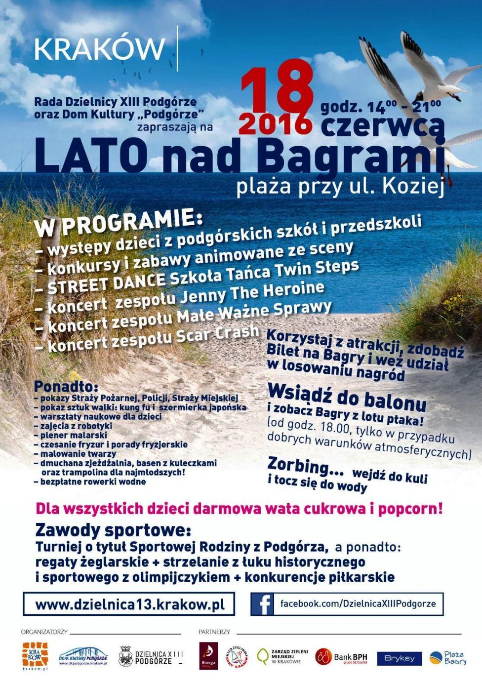 festyn żeglarski Kraków